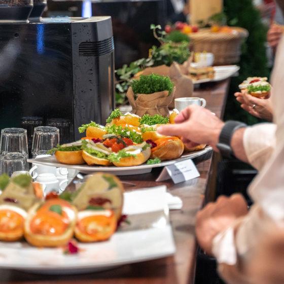 Entdecken Sie unser Catering-Service für Ihre nächste Business- oder Privatveranstaltung