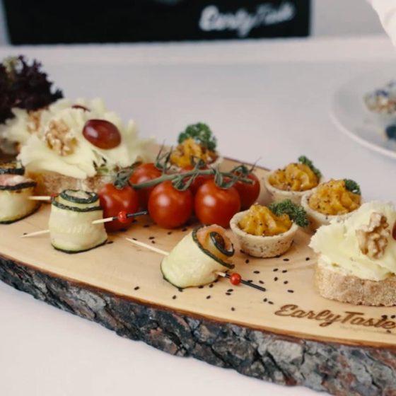 Unser Catering-Service hilft Ihnen dabei, Ihre Veranstaltung zu einem kulinarischen Erfolg werden zu lassen. Entdecken Sie unser Fingerfood-Catering