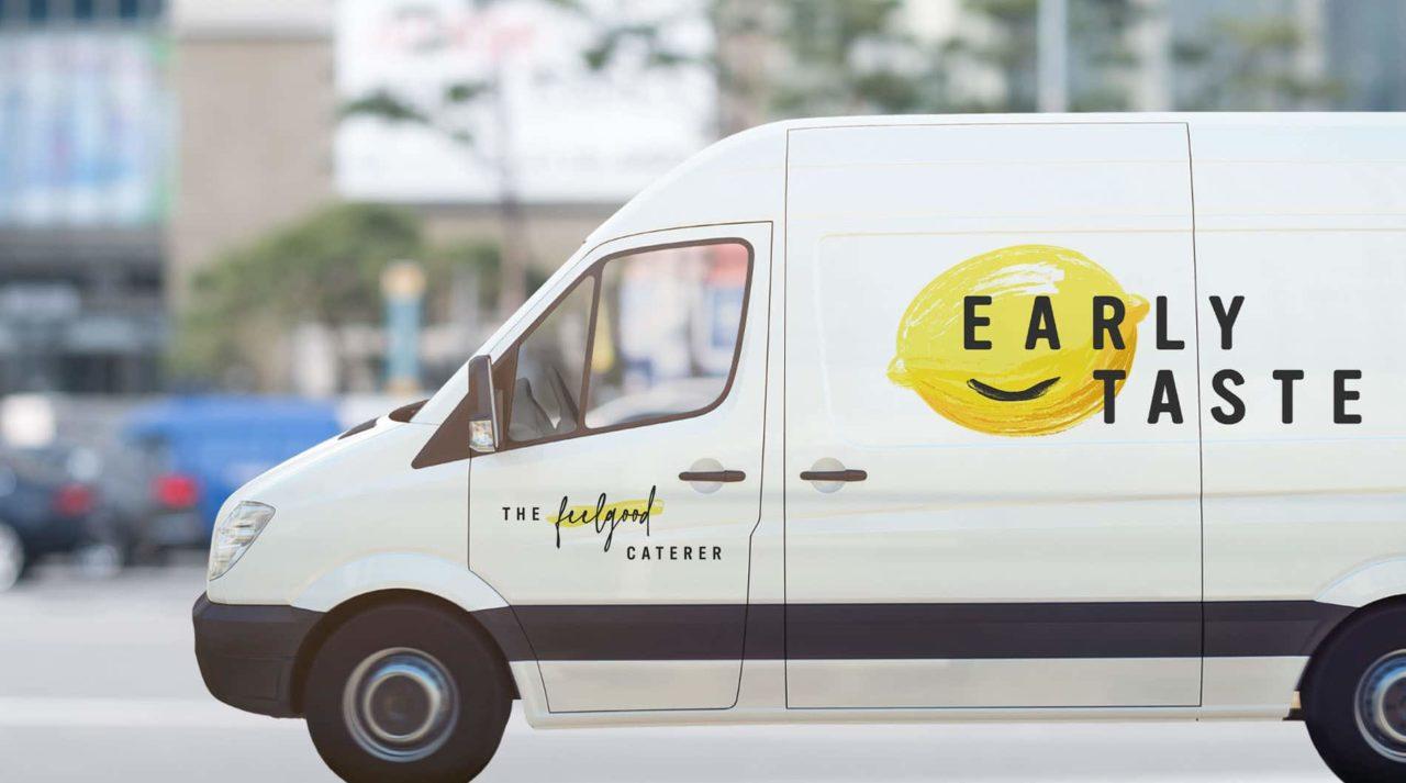 Unser Service hilft Ihnen dabei, Ihre Veranstaltung zu einem kulinarischen Erfolg werden zu lassen. Wir beliefern Sie mit unserem EarlyTaste Lieferwagen.