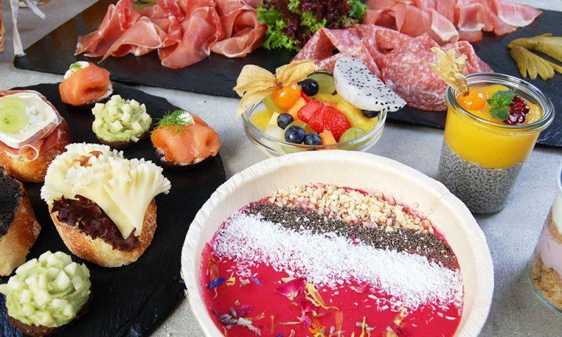 Entdecken Sie unser Frühstücks-Catering in Ihrer Stadt.