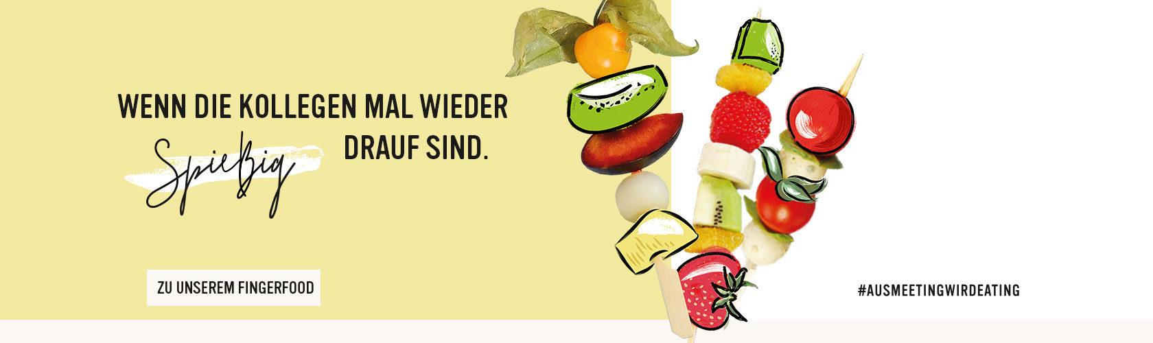 Entdecken Sie unser Fingerfood-Catering für Ihre nächste Business- oder Privatveranstaltung.