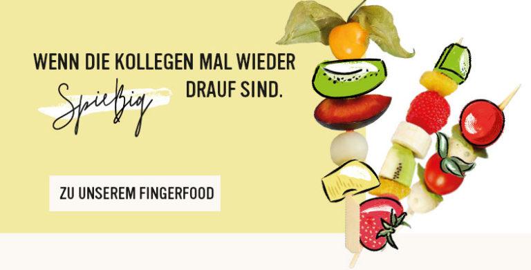 Entdecken Sie unser Fingerfood-Catering für Ihre nächste Business- oder Privatveranstaltung