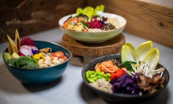 Trendige Bowls sind kaum noch weg zu denken - wir zeigen Ihnen drei unterschiedliche Saucen